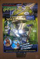 "Teenage Mutant Ninja Turtles 5"" Combat Warriors Don Donatello New 2005 TMNT"