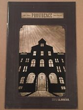 """PROVIDENCE #6 """"ANCIENT TOME"""" INCENTIVE VARIANT COVER AVATAR ALAN MOORE NM 1ST"""