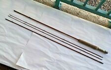 Vintage 8 1/2' Wright & Mcgill Victory 4-pieces Bamboo Fly Rod