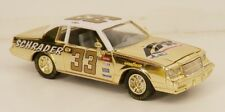 Racing Champions 1987 Buick Grand National Gold Chrome 1980's G-Body 1/64 Scale