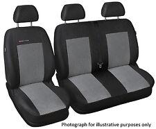 Van Coprisedili Renault Trafic su misura seat covers 1+2 - g2