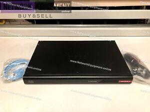 Cisco ASA5516-K9 FirePOWER ALL LICENSES 300 APEX Security Plus VPN Premium