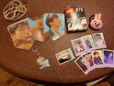 BTS GRAB BAG | official and fanmade merch included | bangtan