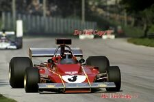 Jacky Ickx Ferrari 312 B3 Italian Grand Prix 1973 Photograph 1