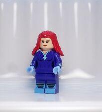 A680 Lego CUSTOM PRINTED Batman Beyond 3 game INSPIRED PLASTIQUE MINIFIG Flash