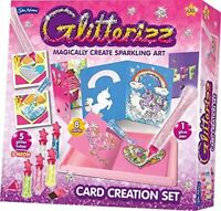 John Adams Glitterizz Cards Creation