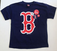 Youth STITCHES Boston Red Sox S/S Shirt, Sz. L (SIze14/16)