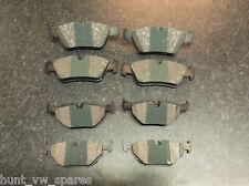 QUALITY JURATEK BRAKE PADS FRONT & REAR BMW Z4 E85 2.0 2.2 2.5 3.0