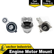 Engine & Trans Mount Set of 3 AT for 2008-2009 FORD TAURUS X V6 3.5L-Anchor