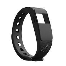 B-Ware NINETEC Ersatz-Armband Smartfit F2 F2HR Fitnesstracker Wechsel Schwarz