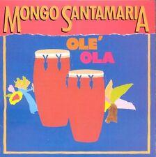 MONGO SANTAMARIA - Olé Ola LP