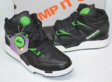New Reebok Pump Omni Lite Black/White/Raw Green Boston Celtics Dee Brown Rare 9