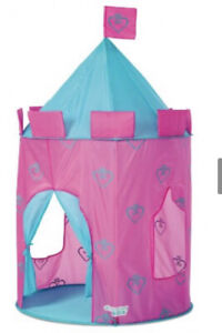 Discovery Kids Princess Castle Play Tent, Pink