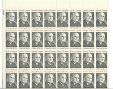 Scott #1499.   8 Cent..  Harry S. Truman   Sheet of 32