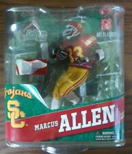 MARCUS ALLEN  2012 USC TROJANS McFARLANE COLLEGE FOOTBALL SERIES 4 RAIDERS New