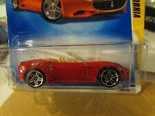 Hot Wheels Ferrari California HW Premiere Red