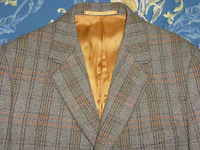 WORN ONCE BLADEN SAXONY TWEED HACKING JACKET SPORT COAT KEEPERS BLAZER 38 { 40 }