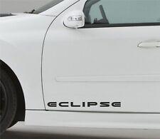 Adesivo Porta Si Adatta Mitsubishi Eclipse lato Premium Qualità Decalcomanie Grafiche CF49