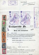 1959 South Africa Deed of Transfer. A Scarce & Fine Used Revenue Document.