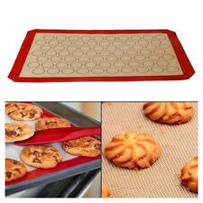Nonstick Silicone Mat Baking Oven Pastry Liner Macaron Cake Sheet KitchIJUSNIUS