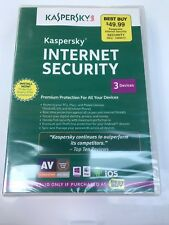 Kaspersky Internet Security Premium Protection Windows Mac Android iOS New 2014