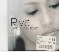 RIVA-Time Is The Healer cd single (Armin Van Buuren)