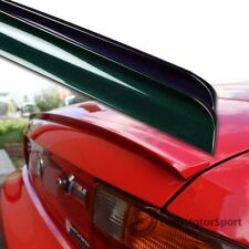 Fyralip Custom Painted Trunk Lip Spoiler For Cadillac DeVille Sedan 00-05