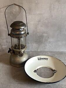 Petromax Rapid 827 / 250 CP Super Starklichtlampe Petroleumlampe mit Emailschirm