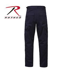 Rothco 7821 EMT Pants - Navy Blue