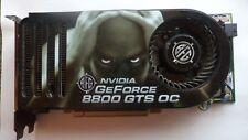 BFG Nvidia GeForce 8800 GTS OC 320 Mo Carte graphique PCI-E