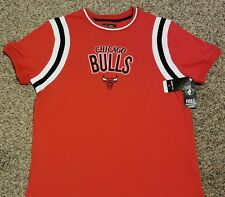 Chicago Bulls 2XL stitched NBA shirt! New with $38 tags!