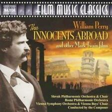 Various Artists : Innocents Abroad and Other Mark Twain Films, The (Perry) CD