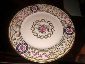 "Haviland Limoges Louveciennes Salad Plate Mint 7 1/2"" France Never Used"