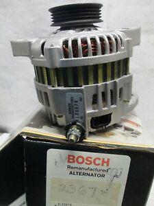 Bosch AL2367X Reman Alternator 90Amp FITS Nissan 240SX w/ 2.4L  1995-96