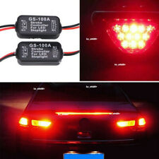2x GS-100A Flash Strobe Controller Box Flasher Module LED Brake Tail Stop Light