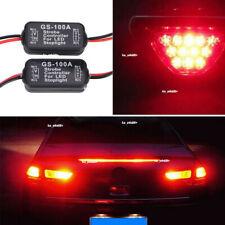 2x GS-100A Flash Strobe Controller Box Flasher Module LED Brake Tail Stop Light