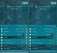 Ark Survival Evolved Xbox PVE Mosa 50K HP 792 Melee Top Stats CLONE
