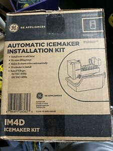 GE IM4D Automatic Icemaker Installation Kit for Top Mount Refrigerators