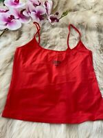 P2 luzifer inside red Camisole Top sleepwear nightwear size m