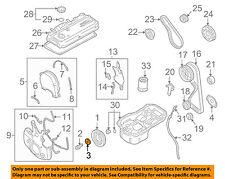 MITSUBISHI OEM 00-05 Eclipse Engine Parts-Crankshaft Pulley Washer MD377400