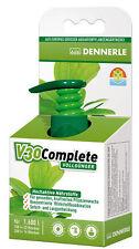DENNERLE V30 COMPLETE FOR 1600L 50ml CONCENTRATO ACQUARIO FERTILIZZANTE CONCIME