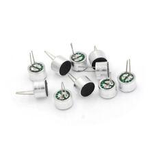 10pcs Brand New Mini MIC Capsule Electret Condenser 2 Pins Best YC