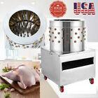 50S Turkey Chicken Plucker Stainless Steel Plucking Machine Poultry De-Feather