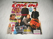 Look-In magazine Junior TV Times 1992 4 April No. 14 complete Priestley Doherty
