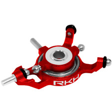 Blade mCPX BL, BL2 - Rakonheli CNC Aluminum Swashplate Set - Red