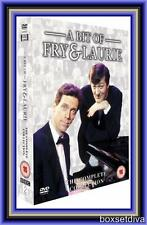 A BIT OF FRY AND LAURIE -  COMPLETE SERIES 1 2 3 & 4 *** BRAND NEW DVD BOXSET**