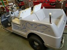 1969 Harley Davidson Golf Cart 4 Seater