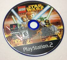 Star Wars Lego The Video Game Sony PlayStation 2 Game Only