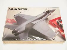 1/48 Testors F/A-18 Super Hornet Scale Plastic Model Kit NEW 1 or 2 Seat 1985 N