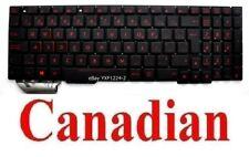 Keyboard for ASUS GL553 GL553V GL553VD GL553VE GL753 GL753V GL753VD GL753VE CA